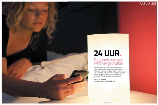 iPhone Magazine 24 uur iPhone