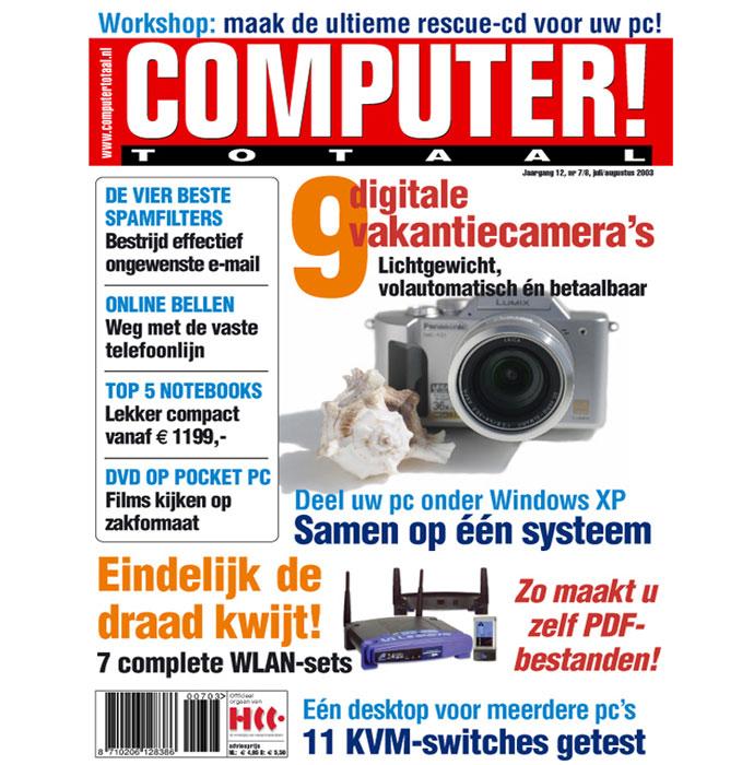 Computer!Totaal 2003